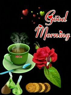 Good morning sister have a nice day 🌷🌷☕💝 Good Morning Picture Messages, Good Night Love Messages, Cute Good Morning Quotes, Good Morning Texts, Happy Morning, Good Morning Photos, Morning Wish, Morning Pictures, Morning Messages