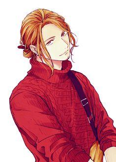 Otaku Anime, Manga Anime, Anime Art, I Love Anime, Anime Guys, Manhwa, Tsubaki Chou Lonely Planet, Hottest Anime Characters, Fictional Characters