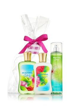 Beautiful Day Fragrance Trio Gift Set - Signature Collection - Bath & Body Works