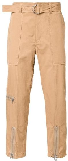 3.1 Phillip Lim zipped ankle trousers