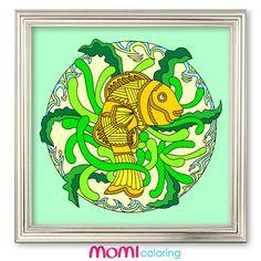 Pin Di Maria Scrimale Su Momi Coloring App