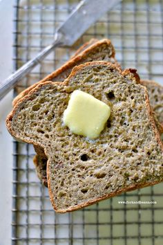 Gluten-Free & Vegan Bread #recipe
