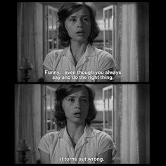 Through a Glass Darkly (1961), Bergman