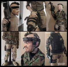 elysium concept art mercenaries - Поиск в Google