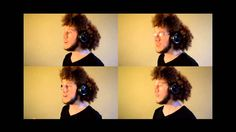 Be Thou My Vision Hymn - Acapella Arrangement  He sings really well but has crazy hair!