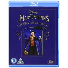 http://ift.tt/2dNUwca | Mary Poppins 50th Anniversary Edition Blu-ray | #Movies #film #trailers #blu-ray #dvd #tv #Comedy #Action #Adventure #Classics online movies watch movies  tv shows Science Fiction Kids & Family Mystery Thrillers #Romance film review movie reviews movies reviews