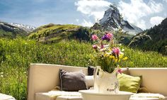Hotel Matterhorn Focus in Zermatt, Switzerland Zermatt, Switzerland, Mountain, Europe, Travel, Tops, Vacation, Viajes, Traveling