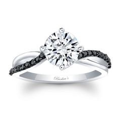 109 Best Black Diamond Engagement Rings Images Black Diamond