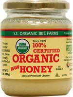 YS Eco Bee Farms 100% Organic Raw Honey