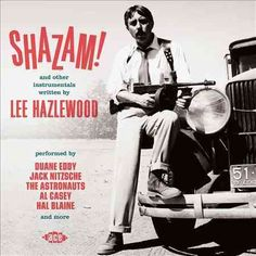 Various - Shazam!: And Other Instrumentals Written by Lee Hazlewood, Blue