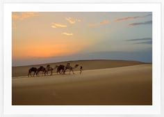 Check out the Twyla piece, Siyala Dunes, India, Thar Desert 6 by Miru Kim. Twyla offers framed, limited edition works of art you can't find anywhere else.