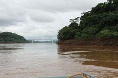 💕 rio Paraná, Brasil