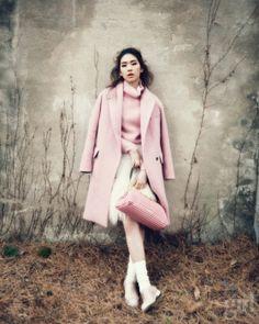 2014.01, Vogue Girl, Kim Jin Kyung