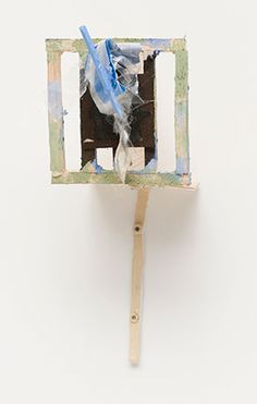 Richard Tuttle | 'Section VII, Extension O' (2007)