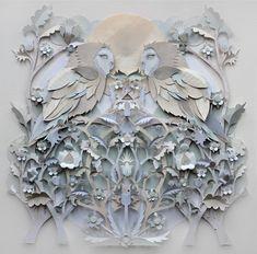 Flora & Fauna in Paper Art – Helen Musselwhite