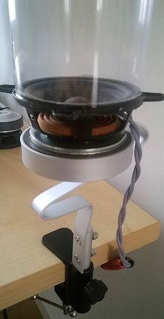 diffusore 665g, supporto a risonanza subsonica Kitchen Aid Mixer, Kitchen Appliances, Speaker Box Design, Loudspeaker, Robin, Diy Kitchen Appliances, Home Appliances, Speakers, Kitchen Gadgets