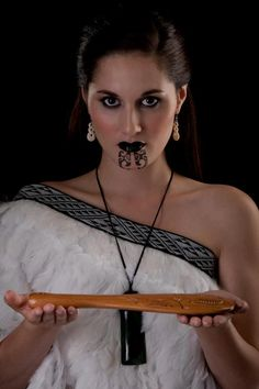 Former Miss Aotearoa NZ - Miss Angela Cudd (Ngati Porou)