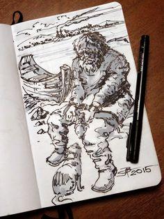 Влад. Плотницкий из серии «Сказки народов Севера»