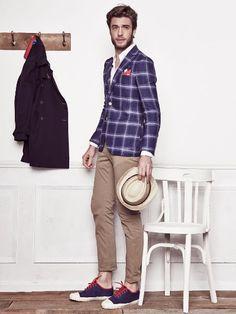 men's fashion & style - El Ganso Spring/Summer 2015