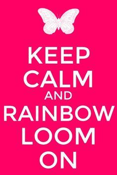 Rainbow Loom On www.pinkavenuegirl.com Follow Pink Avenue Girl on Facebook!