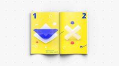 3D Magazine (A4) Mockup Bundle   MockupWorld