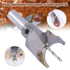 DIY wood tools Hard alloy Bead Maker Drill bit woodworking Ball hole 12.7*18mm