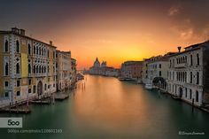 The first light_2 - Pinned by Mak Khalaf City and Architecture SunriseVeneziaVenice by selevor