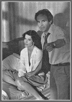 """Fanny Ardant & François Truffaut """"La femme d'à coté"""""""