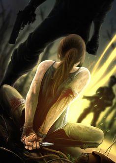 tomb raider   Tomb Raider Fan Art 13 » EvilGMR
