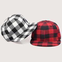 Gingham Check, Snap Backs, Mens Outfitters, Hat Making, Snapback Cap, Hats  For Men, Caps Hats, Beanies, Berets 855dd20c14a0