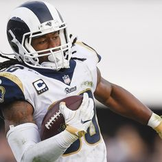 Los Angeles Rams running back Todd Gurley expressed his belief Wednesday  that all NFL players should 2f8477170