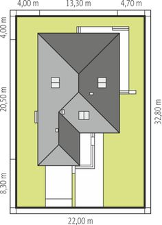 Single Story Modern Home Blueprints and Floor Plans for At Least 100 Square Meters Area Cottage Style House Plans, Bungalow House Plans, Bungalow House Design, Modern House Floor Plans, Modern Exterior House Designs, House Plans With Pictures, House Design Pictures, House Layout Plans, House Layouts