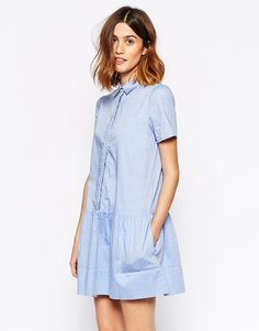How cute is this summer dress from Vanessa Bruno? Today's top pick for sure! Need to get it: http://asos.do/xwdaI9
