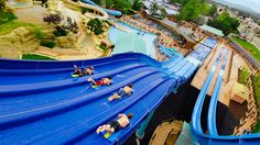 Beat the heat at one of these amazing water parks! >> http://www.travelchannel.com/interests/packages/family-travel/photos/top-us-water-parks?soc=pinterest