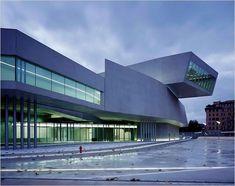 MAXXI - Museo nazionale delle arti del XXI secolo - Tumit Eventi