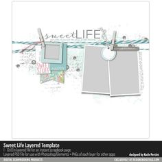 -+Sweet+Life+Layered+Template+No.+01