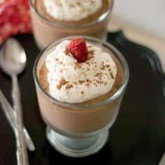 Rich Creamy Chocolate Mousse