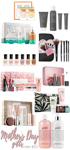 10 Mother's Day Beauty Gifts Under $50