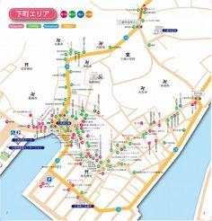 三崎下町エリア|みうら うみそら - 神奈川県三浦市の店舗情報サイト