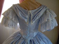 FOR ORDER ONLY Custom Made 1800s Victorian Dance by MissLisa1867