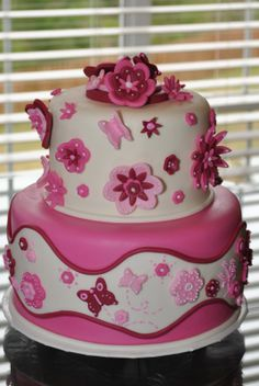 cake decorating bapteme