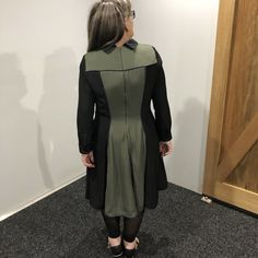 Deborah's entry #tessuticolourinthirds Competition, High Neck Dress, Dresses For Work, Colour, Inspiration, Fashion, Turtleneck Dress, Biblical Inspiration, Moda