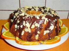 Doughnut, Creative Cakes, Bon Appetit, Cake Recipes, Pound Cakes, Food, Pancakes, Muffin, Breakfast