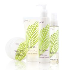 Colección Terra One - #JAFRA #Spa #NaturalProducts