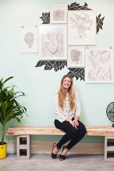 """S.F.'s COOLEST Start-Up Offices, Revealed  #refinery29  http://www.refinery29.com/san-francisco-startups#slide2  Name: Heron Calisch-Dolen Gig: Production and events manager Tell us about what you do at Avocados and Coconuts.  """"My roll varies a lot day to day, which is probably why I love it so much. On the more traditional side, I essentially help with every logistical element of putting together a video production: booking travel, casting, location scouting, hiring crew, putting together…"""