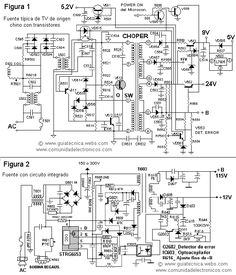 AT and ATX PC computer supplies schematics Dc Circuit, Circuit Design, Circuit Diagram, Control Engineering, Electronic Engineering, Computer Supplies, Pc Computer, Electronics Basics, Electronics Projects