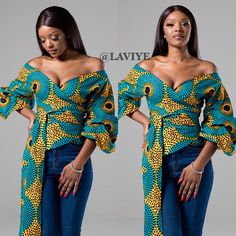 Kente Fabric Designs: See These Kente Styles For Fashionable Ladies - Lab Africa African Attire, African Wear, African Dress, African Style, African Outfits, African Blouses, African Tops, Latest African Fashion Dresses, African Print Fashion