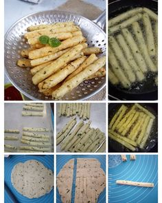 Image may contain: food Cookie Recipes, Snack Recipes, Dessert Recipes, Desserts, Indonesian Cuisine, Yummy Snacks, Potato Recipes, Street Food, Family Meals