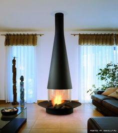 Авторские камины Focus Fireplaces (7 фото)