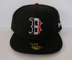 b86849c41c6 Boston Red Sox New Era 59Fifty MLB Triple Crown Fitted Cap Size 8 New